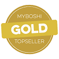 Badge - Gold Designer