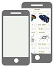 Boshi App für die Tasche