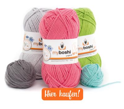 Myboshi Wolle für Babysachen