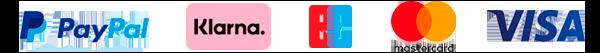 Payment methods logos