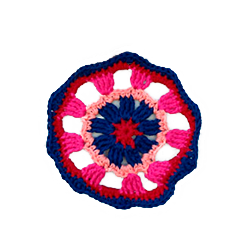 Mandala häkeln