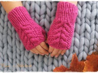 Handschuhe Stulpen Myboshinet