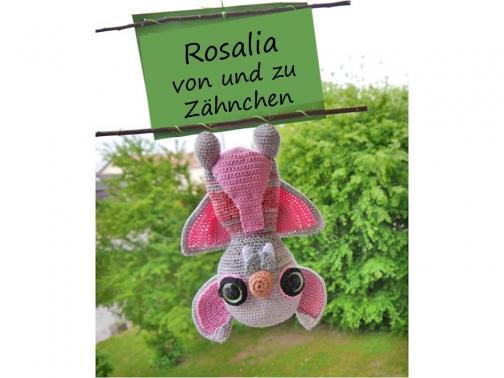 Fledermaus Rosalia von und zu Zähnchen