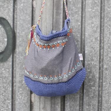 Anleitung für Tasche Rimini