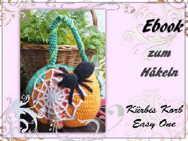 Halloween Korb Easy One - Süßes oder Saures?