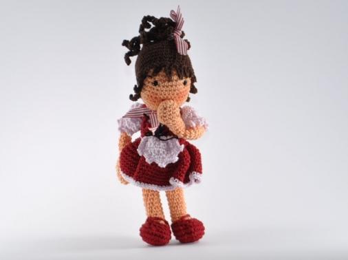 Puppe Lisa