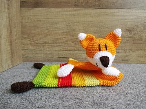 Schmusetuch Fuchs