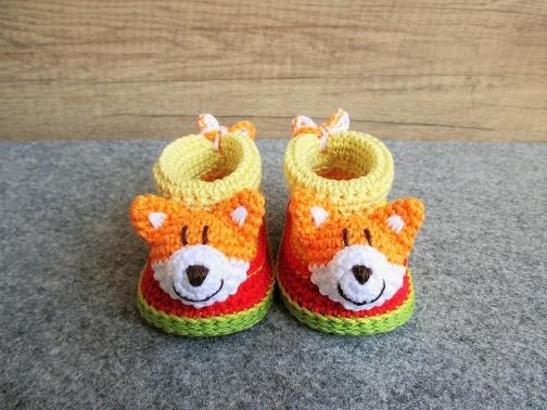 Babybooties Fuchs