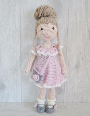 Puppe Celiné