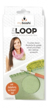 myboshi Loop in 4 Farben