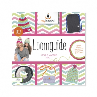 "vol. 17 Loomguide ""coole Maschen"""