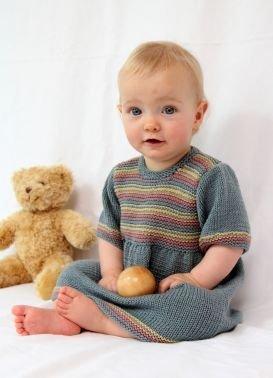 Babykleidchen Lotti