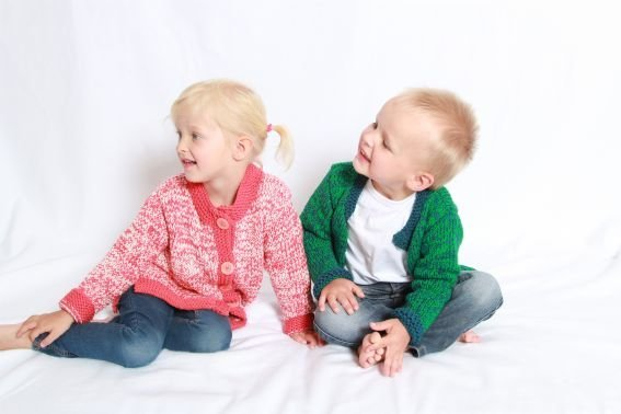 Kinderjacke Fin & Finja