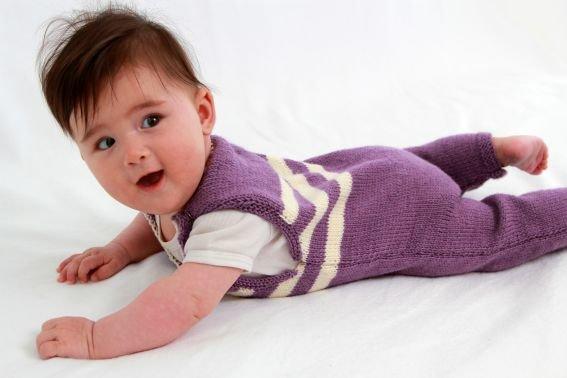Anleitung Babystrampler Wunderkind