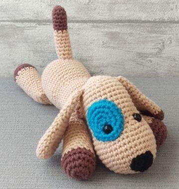 HANKIDS Anki\'s Hands for Kids - Hund - Häkelanleitung | MyBoshi.net