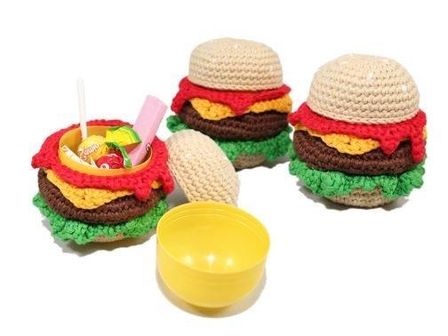 Burger Überraschung