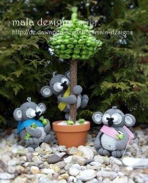 kleine Koalas