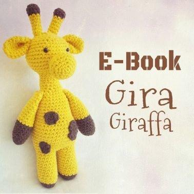 Häkelanleitung Giraffe Gira