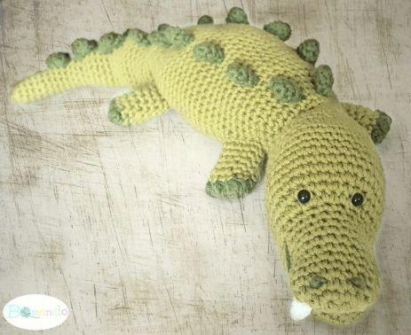 XL Krokodil Spike