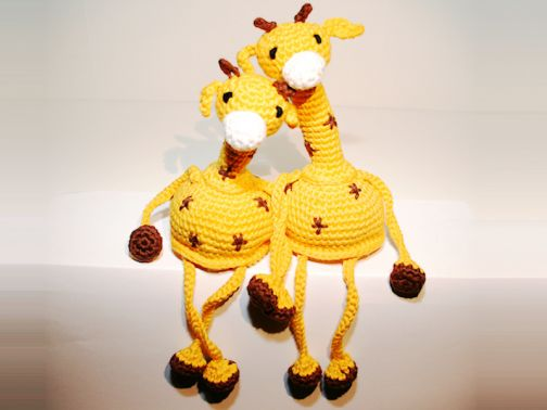 Hearty Giraffe amigurumi pattern - Amigurumi Today - Amigurumi ... | 378x504