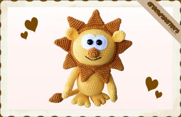 CrochetPerfect - Häkelanleitung (073): Löwe Leopold | MyBoshi.net