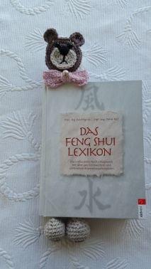 Häkelanleitung Lesezeichen Book Design No.2