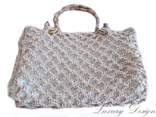 Häkelanleitung Tasche Lifestyle Design No.1