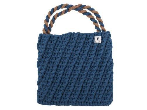 Häkelanleitung für XL-Tasche Takaishi
