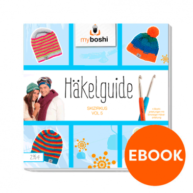 Häkelguide Vol. 5 - EBOOK