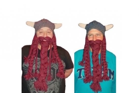 Amigurumi Viking. Free pattern from Christen Haden to complement ... | 378x564