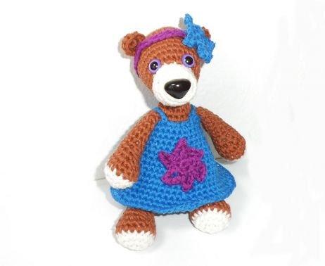 Teddy Berta (Bär-ta)