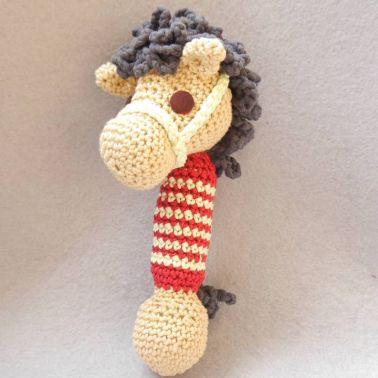 Babyspielzeug Pony - auch für Puppenmamis toll