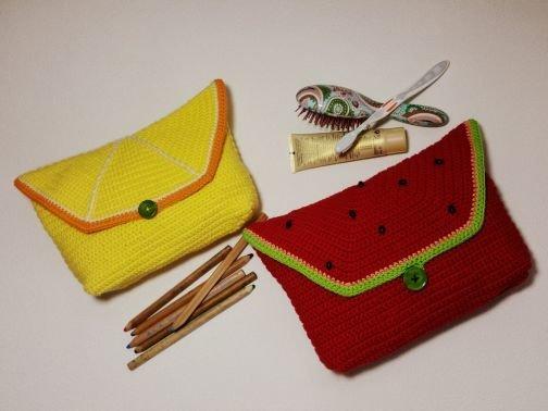 Fruchtige Taschchen