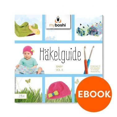 Häkelguide Vol.3 - EBOOK