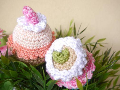 Cupcakes für die Chibi Welt - Kuchen