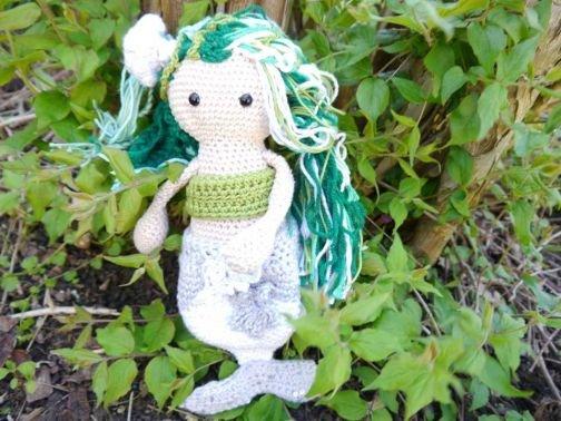Chibi Larissa Meerjungfrau - Stylepaket