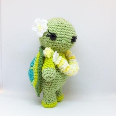 Schildkröte Miss Mona