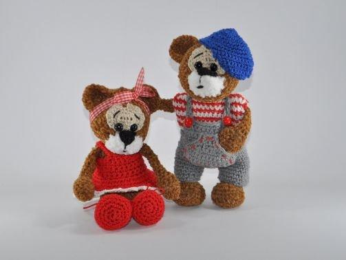 Bären Bertha und Bruno