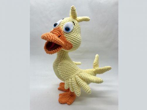 Schnattinchen, die kleine Ente