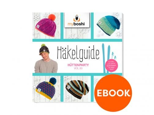 Häkelguide Vol. 20 - EBOOK
