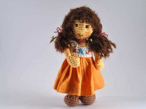 Puppe Emily Amigurumi