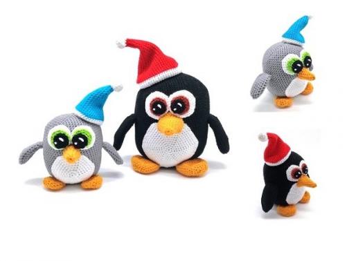 Die Knuffel Pinguine