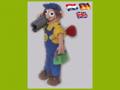 Klempner Larry, loodgieter Larry, Plumber Larry
