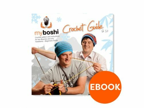 Crochet Guide vol. 1 (3 easy pattern)
