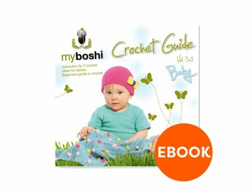 Crochet Guide vol. 1 (3 baby pattern)
