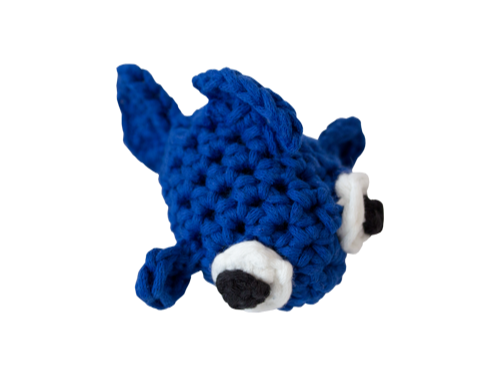 Myboshi Häkelanleitung Für Kleinen Fisch Myboshinet