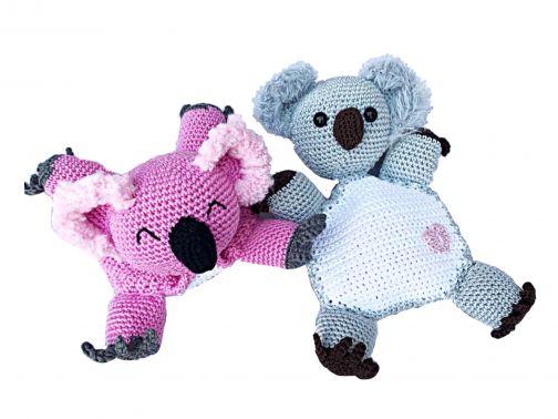 Wärmekissenbezug Koala Schmusetuch
