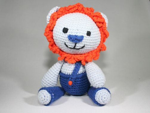 patterns by steph - Löwe - Amigurumi | MyBoshi.net