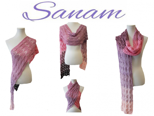 Sanam Schal/Stola