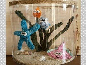 Aquarium häkeln 5 in 1